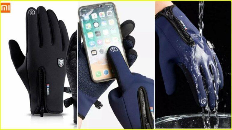 Xiaomi Winter Thermal Waterproof Gloves