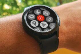 YouTube Music aplikace Wear OS hodinky