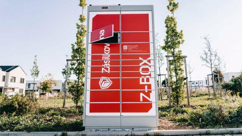 Z-BOX - Jak vyzvednout zásilku