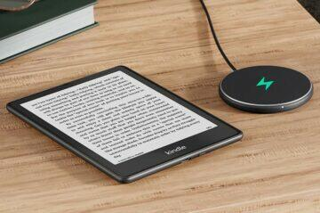 Amazon Kindle Paperwhite a Paperwhite Signature Edition