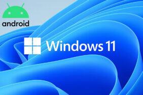 android aplikace windows 11