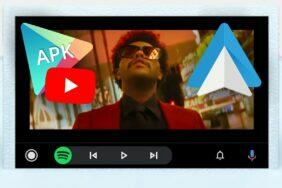 Android Auto aplikace instalace video YouTube CarStream zrcadlení AAAD Android Auto Apps Downloader návod