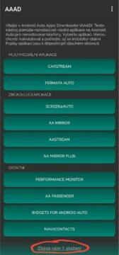 Android Auto Apps Downloader free