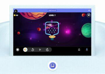Android Auto hry GameSnacks ukázka
