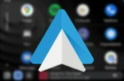Android Auto nový spodní panel karty multitasking