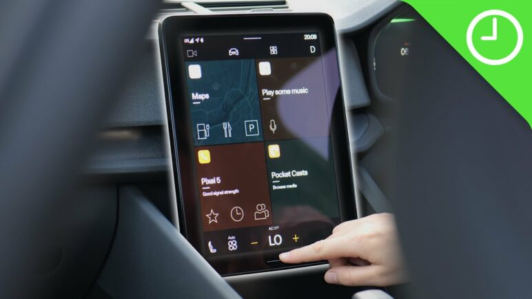 Android Automotive review: Your future in-car OS!
