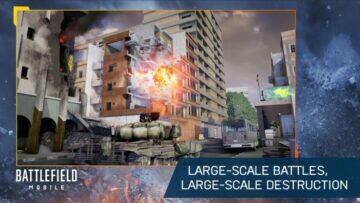 battlefield mobile screenshoty