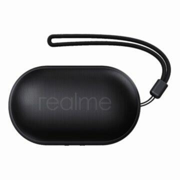 bezdrátové reproduktory Realme Pocket Bluetooth speaker černá