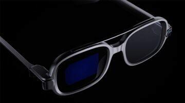 chytré brýle Xiaomi Smart Glasses microled displej