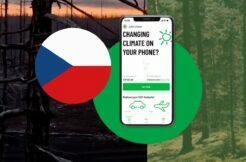 CO2IN aplikace virtuální měna