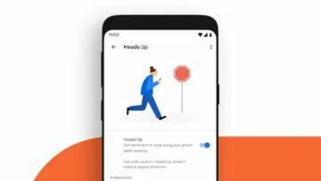 digitalni rovnovaha android google upozorneni pri chuzi