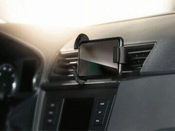 držák na mobil do auta LIDL shop ULTIMATESPEED výsuvný na šířku
