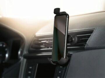 držák na mobil do auta LIDL shop ULTIMATESPEED výsuvný na výšku