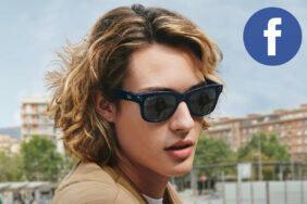 facebook chytré brýle