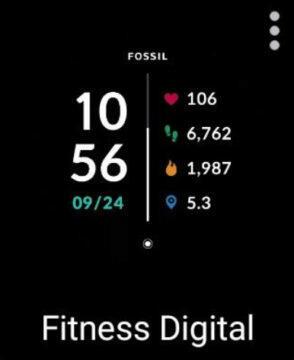 fossil fitness digital