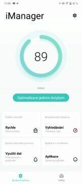 Vivo v21 5G imanager