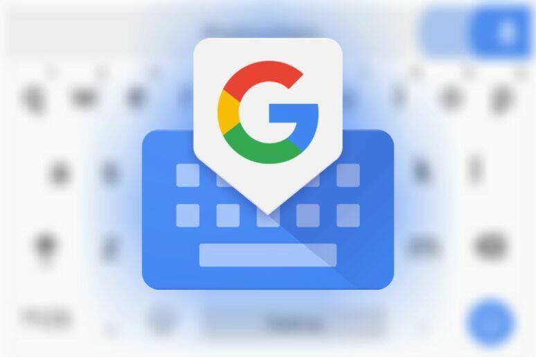 Gboard klávesnice novinky podzim 2021 kopírování dokončování vět screenshoty