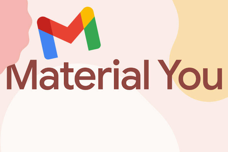 gmail material you