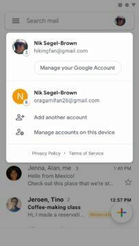 Gmail účet