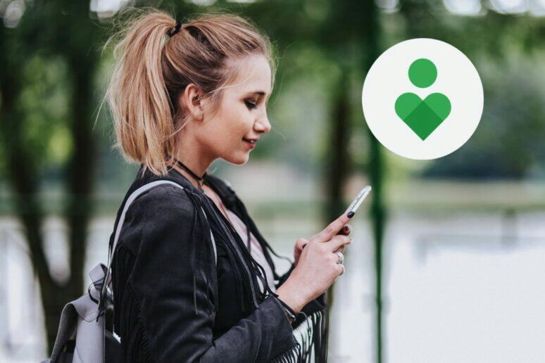 Google Android Digitální rovnováha upozornění při chůzi