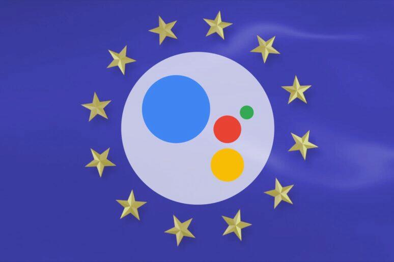 google asistent eu vyšetřování