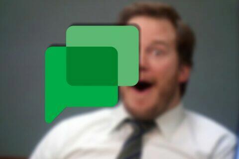 Google Chat Gify