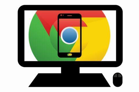 Google Chrome automatické zobrazení stránek pro desktop