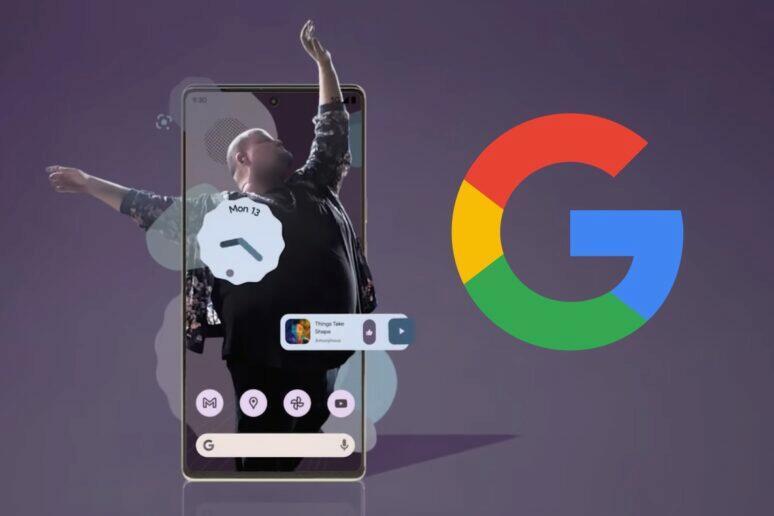Google Pixel 6 reklama YouTube Instagram