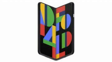 Google Pixel Fold představení