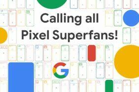 Google Pixel Superfans skupina