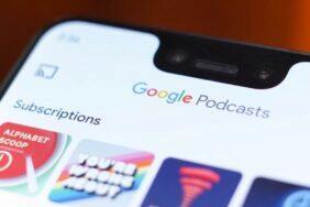 Google Podcasty redesign karty