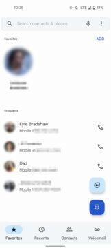 google telefon material you design