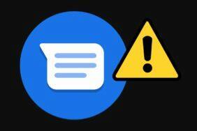 Google Zprávy nezodpovězené upozornění