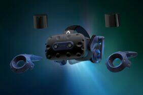 HTC VIVE Pro 2 full kit předprodej čr