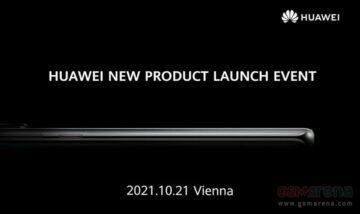 Huawei P50 dorazí na globální trh