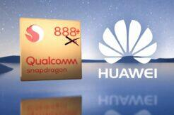Huawei Qualcomm 4G procesory