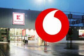 Kaufland Vodafone tarif