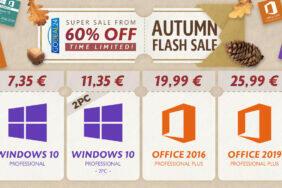klíč na Windows10