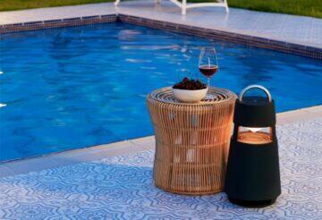 LG XBOOM 360 bazén