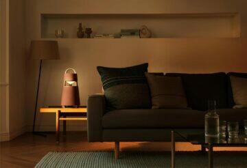 LG XBOOM 360 obývák