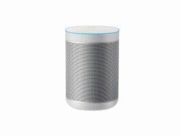 LIDL Xiaomi Bezdrátový reproduktor Mi Smart Speaker QBH4190GL bok