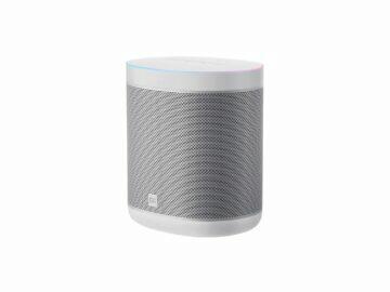 LIDL Xiaomi Bezdrátový reproduktor Mi Smart Speaker QBH4190GL čelo bok