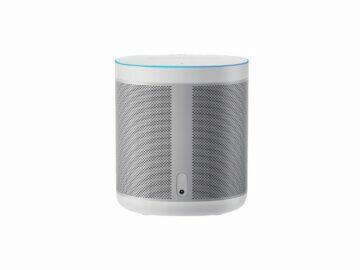 LIDL Xiaomi Bezdrátový reproduktor Mi Smart Speaker QBH4190GL záda