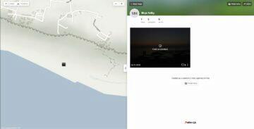 Mapy.cz Moje mapy uživatelský profil fotky