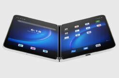 microsoft ohebný mobil