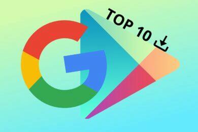 Nejstahovanější Google aplikace Obchod Play