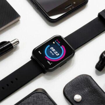 Niceboy X-fit Watch 2 design