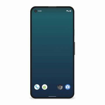 NitroPhone nejzabezpečenější Android mobil design displej