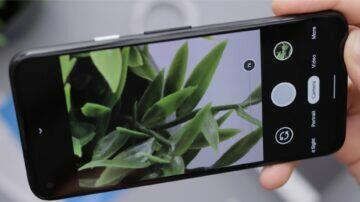 NitroPhone nejzabezpečenější Android mobil displej
