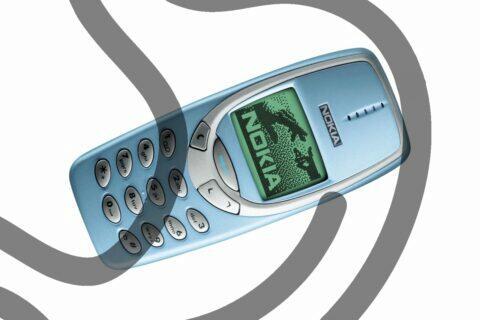 Nokia 3310 v břiše vězně